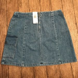 Tommy Hilfiger Denim Skirt New with Tags Size 6
